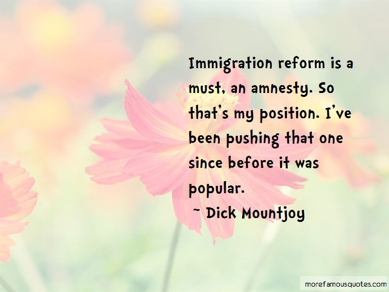 Dick Mountjoy Quotes Pictures 3