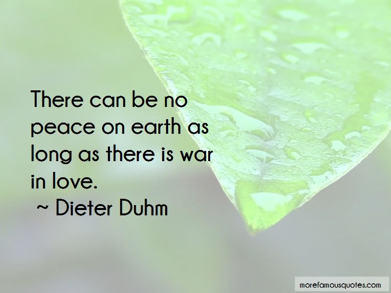 Dieter Duhm Quotes Pictures 2