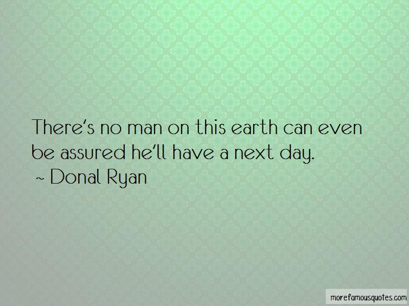 Donal Ryan Quotes