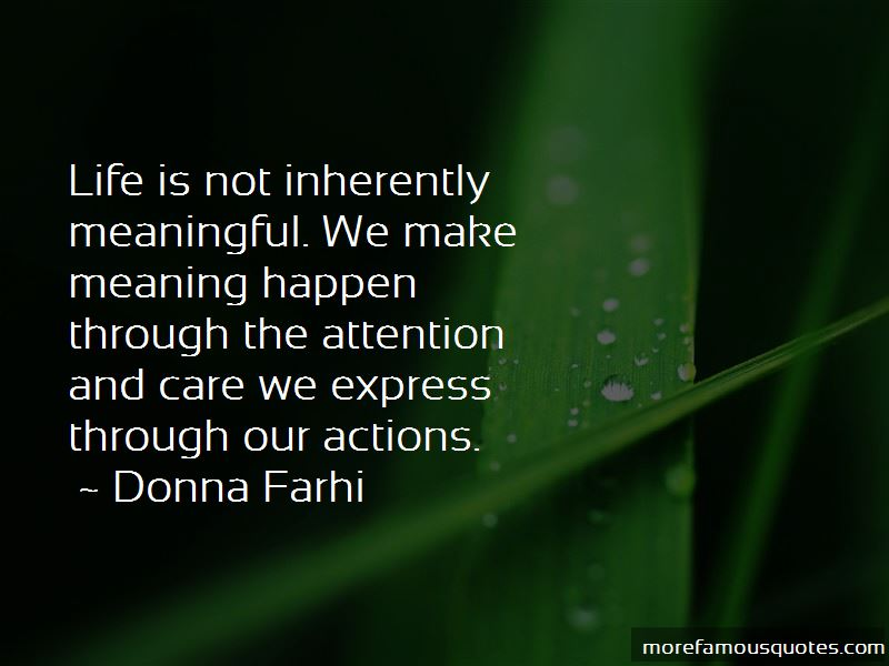 Donna Farhi Quotes Pictures 4