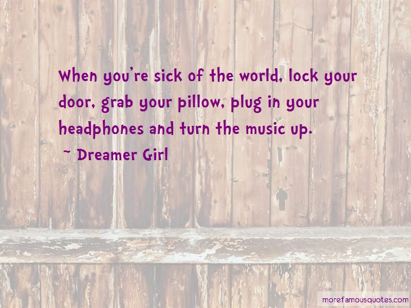 Dreamer Girl Quotes Pictures 3