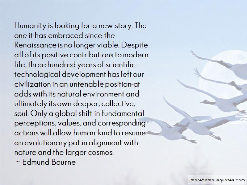 Edmund Bourne Quotes