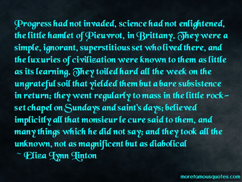 Eliza Lynn Linton Quotes Pictures 3