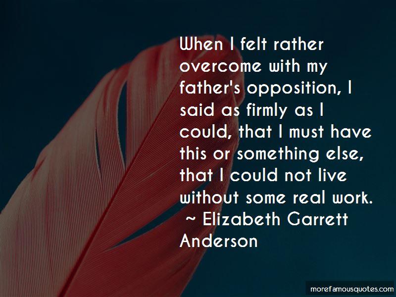 Elizabeth Garrett Anderson Quotes Pictures 2