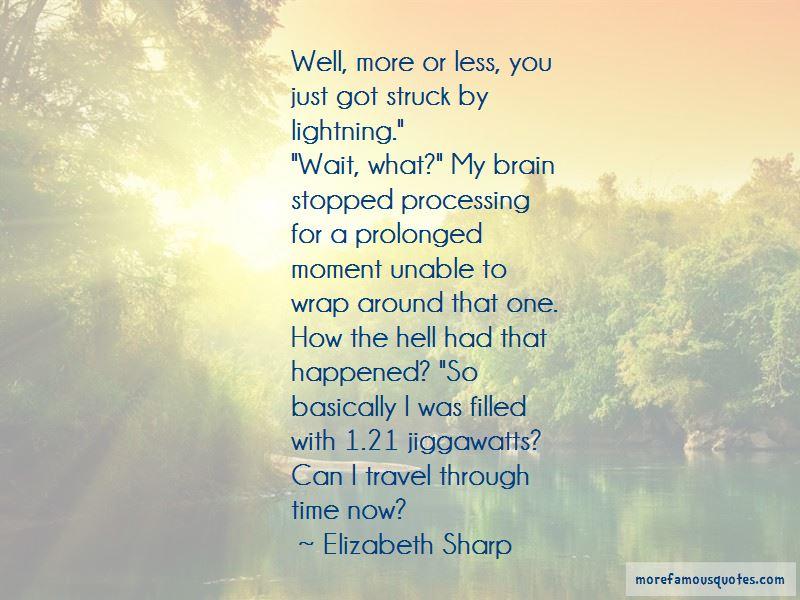 Elizabeth Sharp Quotes Pictures 2