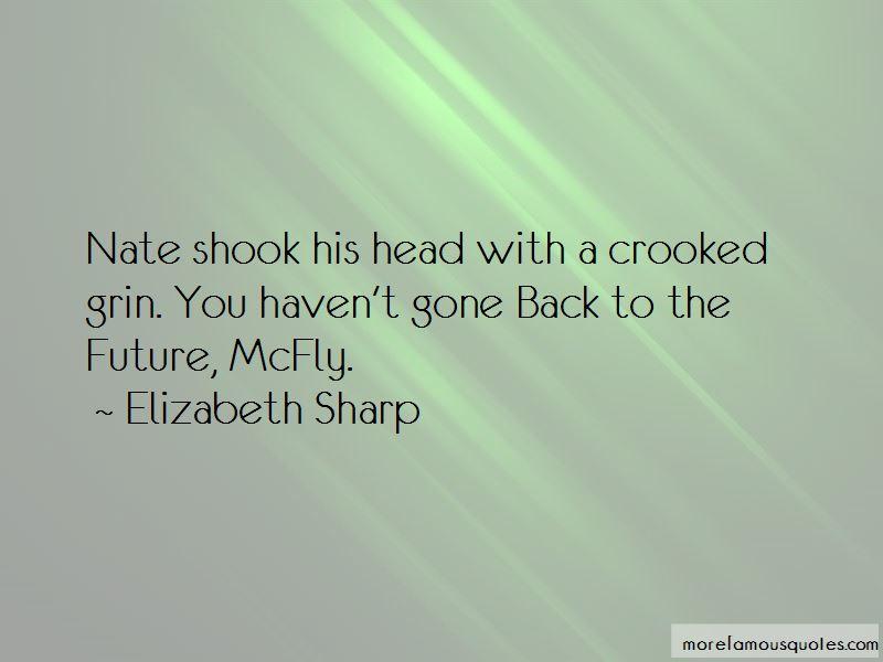 Elizabeth Sharp Quotes