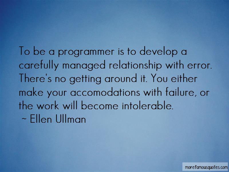 Ellen Ullman Quotes Pictures 2