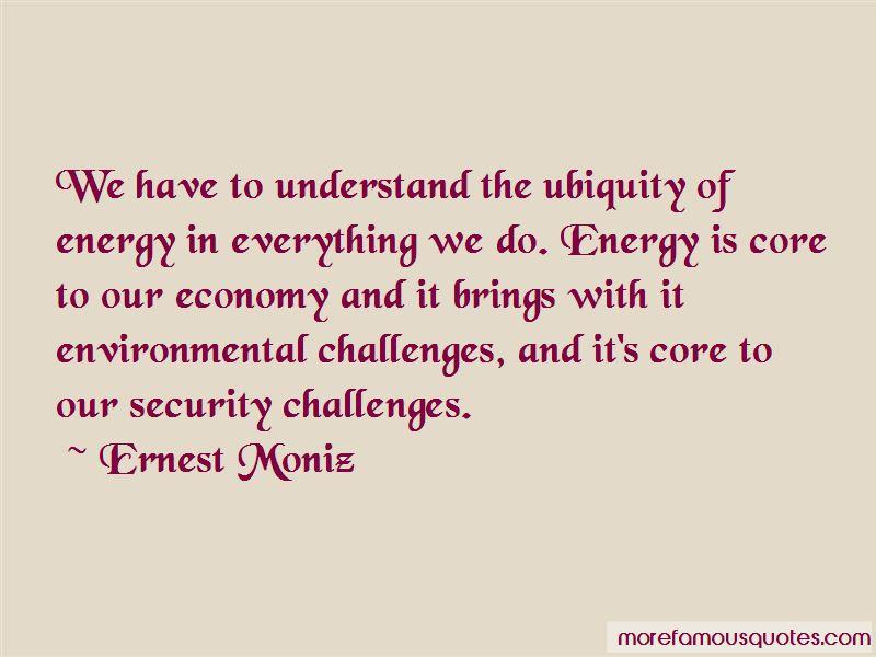 Ernest Moniz Quotes Pictures 2
