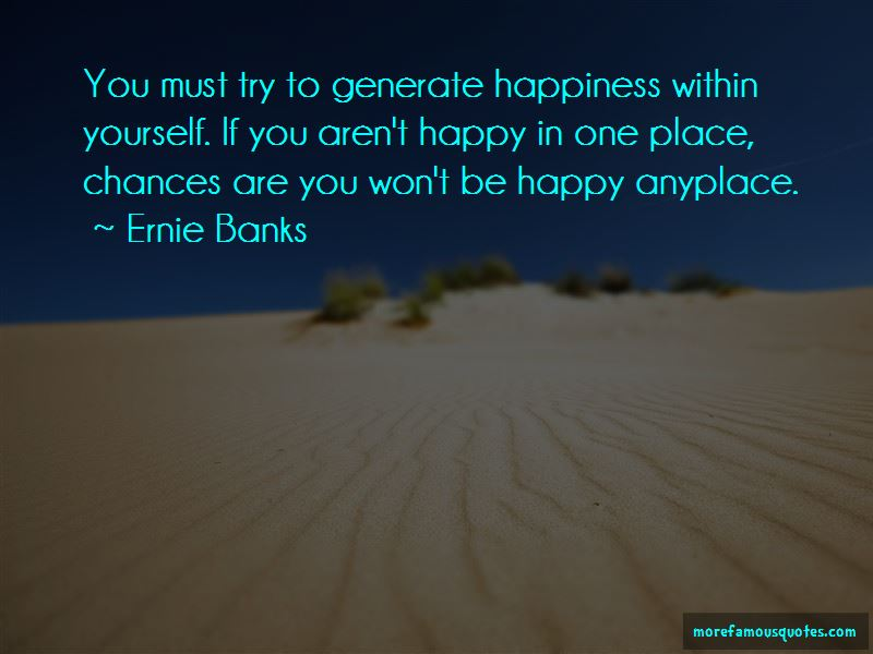Ernie Banks Quotes Pictures 2