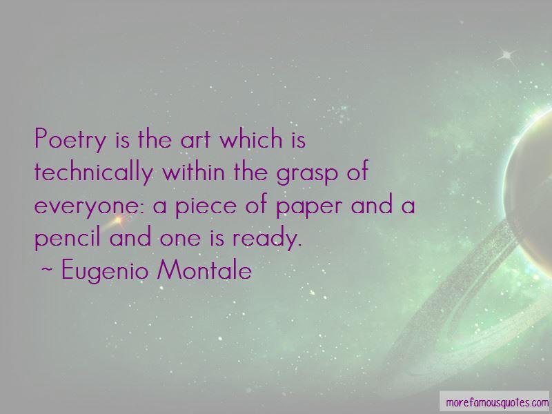 Eugenio Montale Quotes Pictures 4