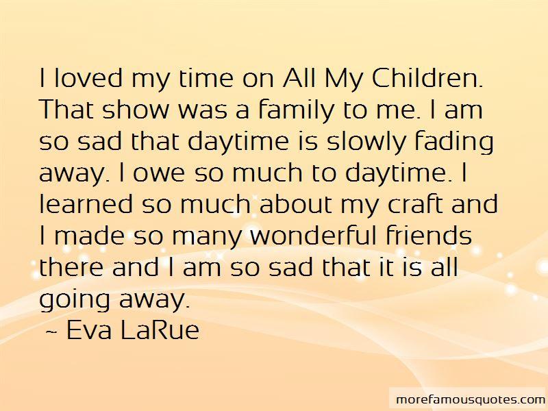 Eva LaRue Quotes Pictures 3