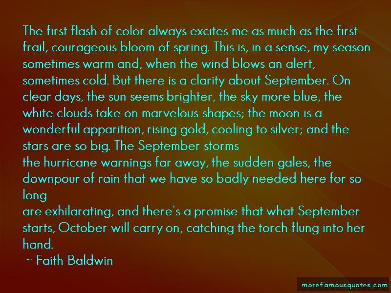 Faith Baldwin Quotes Pictures 3