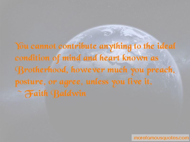 Faith Baldwin Quotes Pictures 4