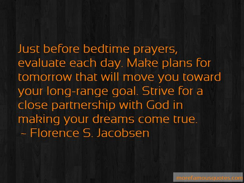 Florence S. Jacobsen Quotes