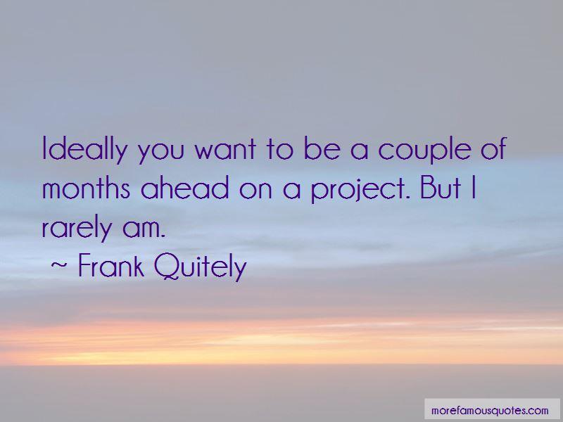 Frank Quitely Quotes