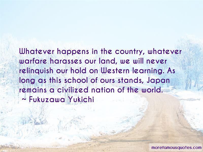 Fukuzawa Yukichi Quotes Pictures 2