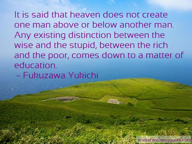 Fukuzawa Yukichi Quotes Pictures 3
