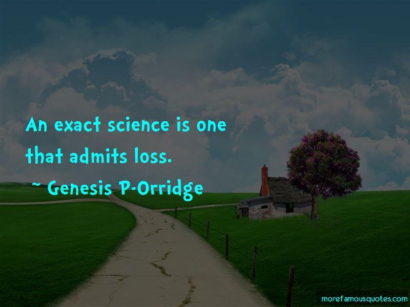 Genesis P-Orridge Quotes Pictures 2