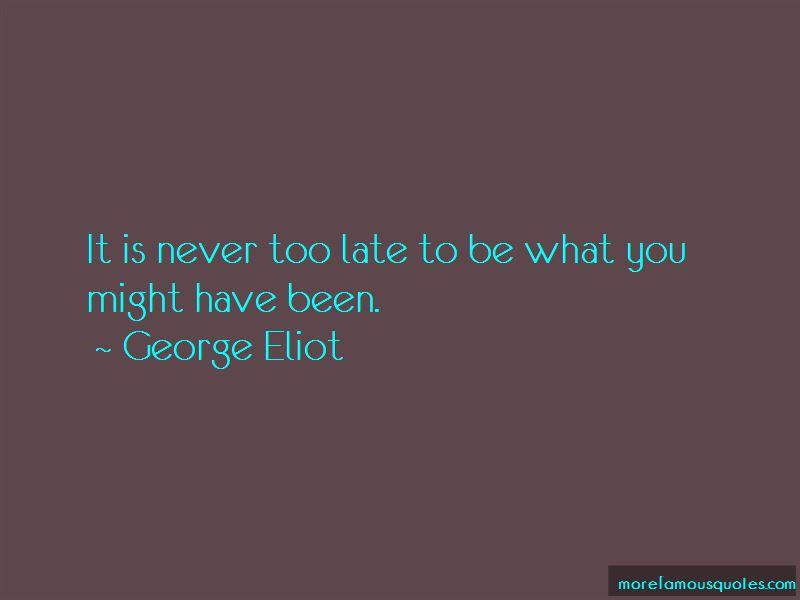 George Eliot Quotes Pictures 2