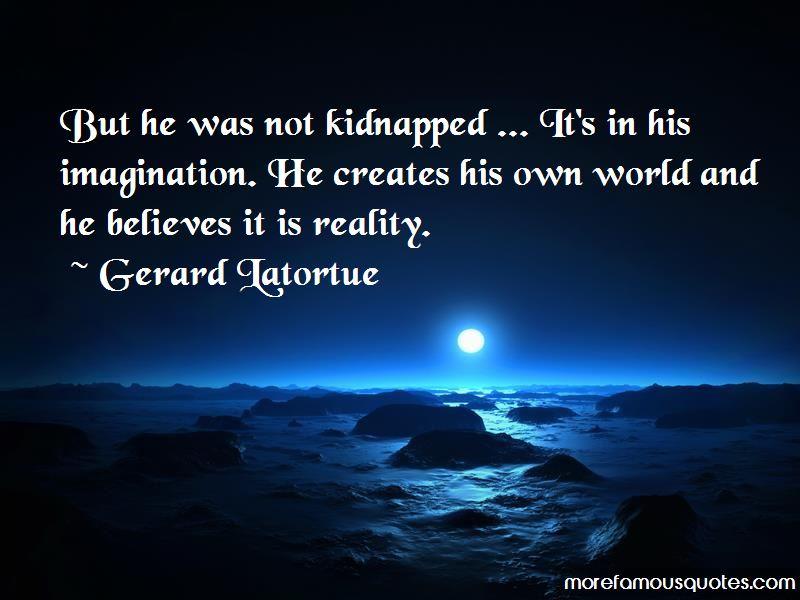 Gerard Latortue Quotes