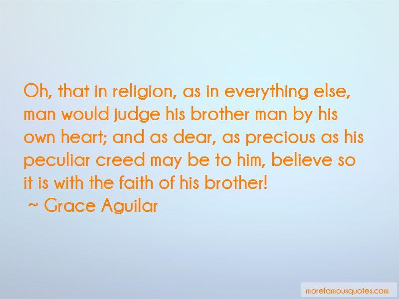 Grace Aguilar Quotes