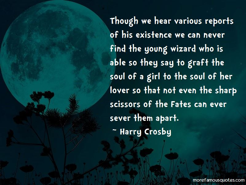 Harry Crosby Quotes Pictures 4