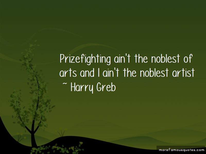 Harry Greb Quotes Pictures 2