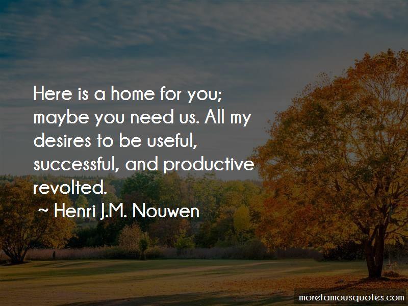 Henri J.M. Nouwen Quotes Pictures 4