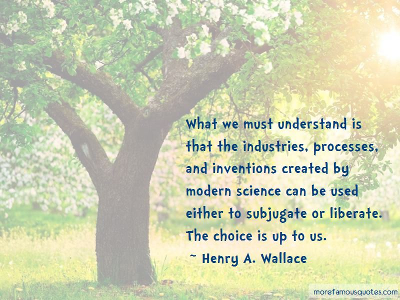 Henry A. Wallace Quotes Pictures 4