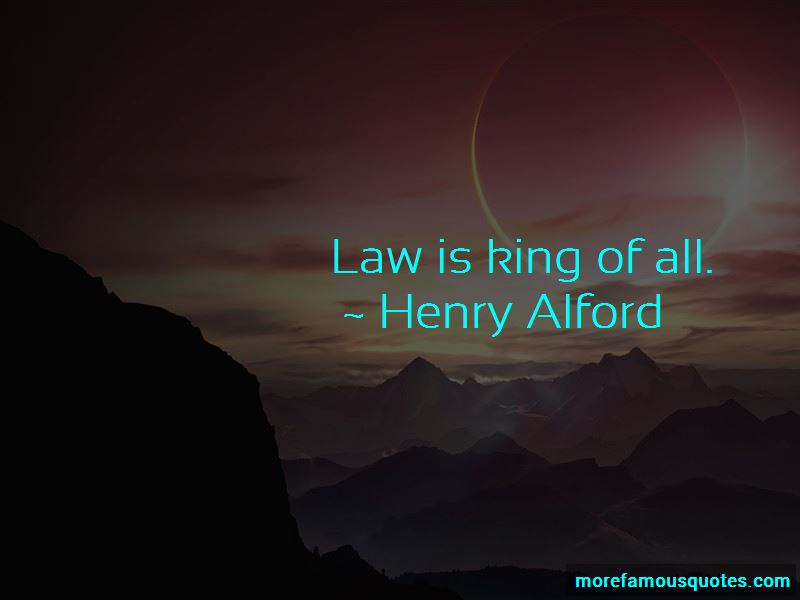 Henry Alford Quotes Pictures 2