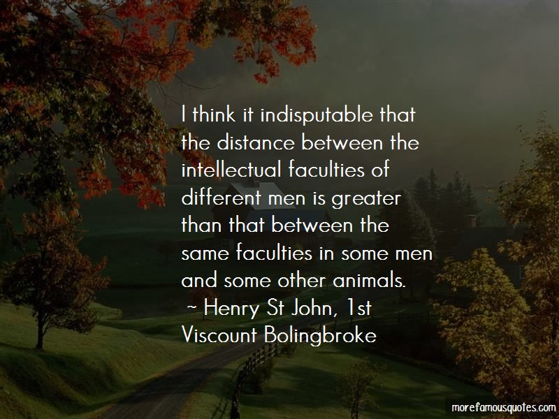 Henry St John, 1st Viscount Bolingbroke Quotes Pictures 2