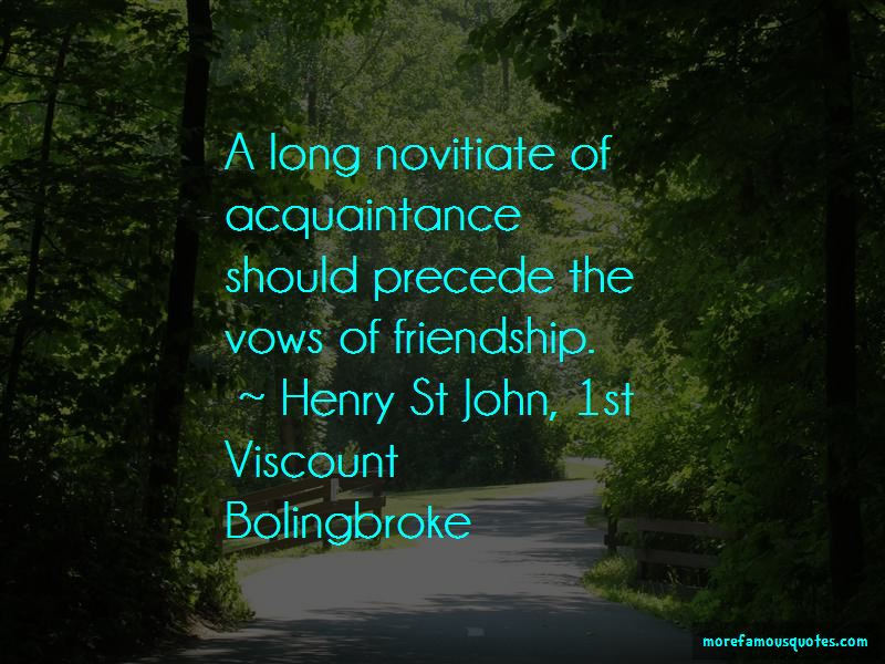 Henry St John, 1st Viscount Bolingbroke Quotes Pictures 4