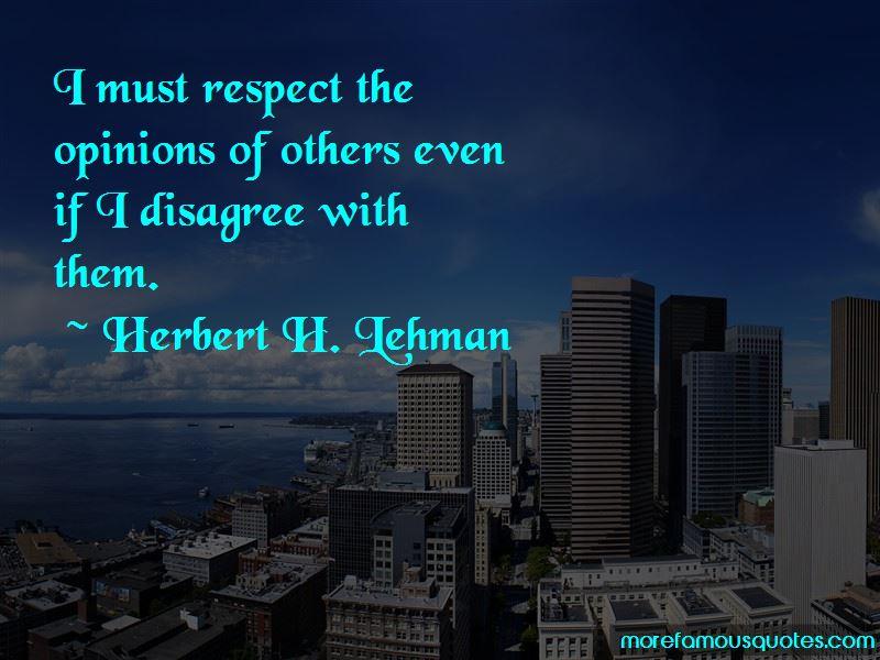 Herbert H. Lehman Quotes Pictures 2