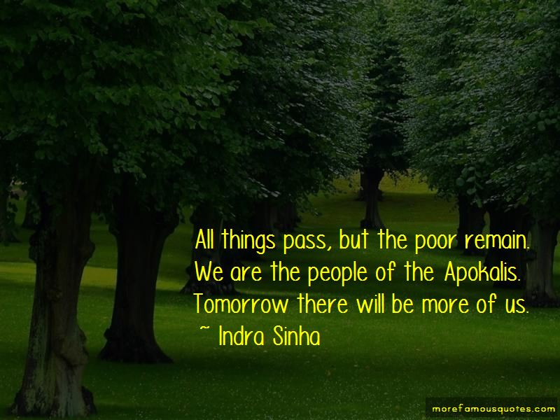Indra Sinha Quotes Pictures 4