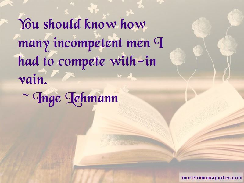 Inge Lehmann Quotes Pictures 2