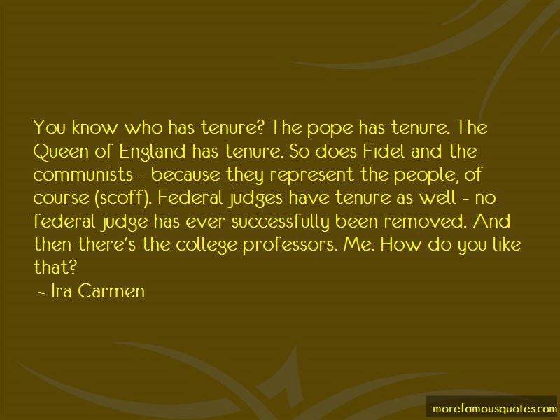 Ira Carmen Quotes Pictures 3