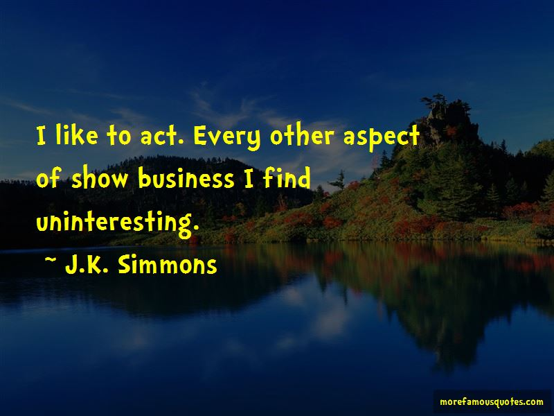 J.K. Simmons Quotes Pictures 2
