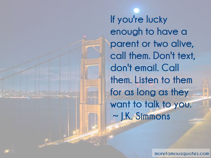 J.K. Simmons Quotes