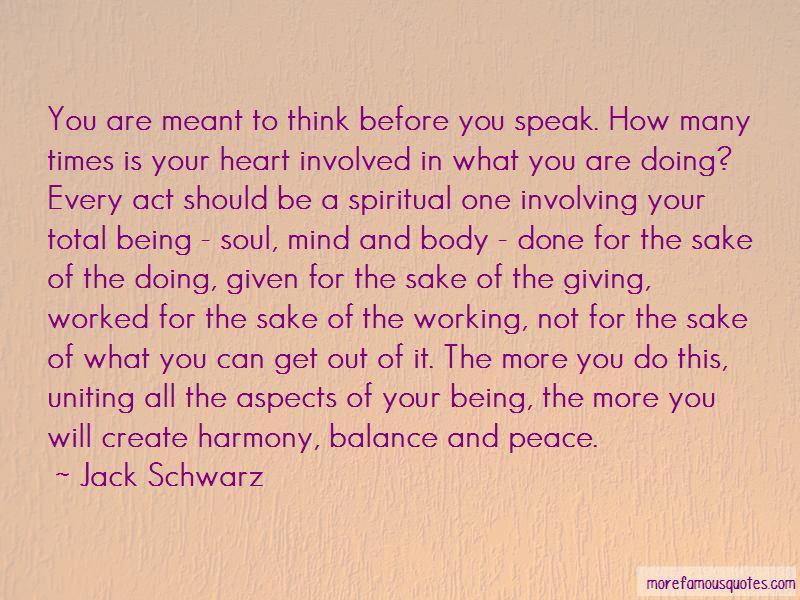 Jack Schwarz Quotes Pictures 3