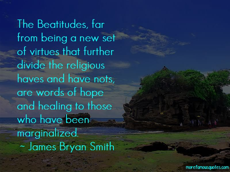 James Bryan Smith Quotes Pictures 4