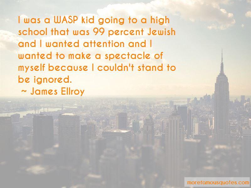 James Ellroy Quotes