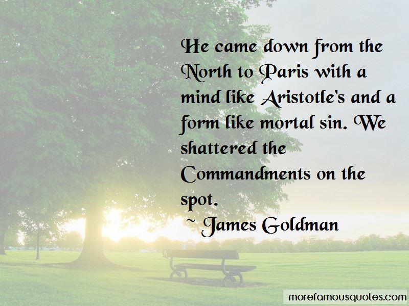 James Goldman Quotes Pictures 2