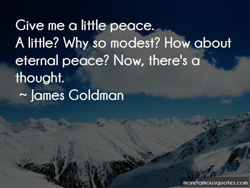 James Goldman Quotes Pictures 3