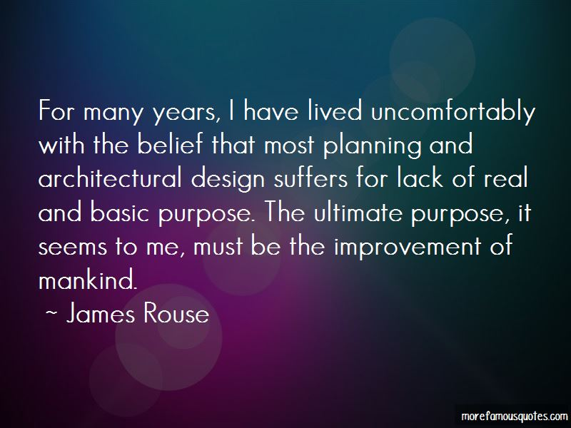 James Rouse Quotes Pictures 2