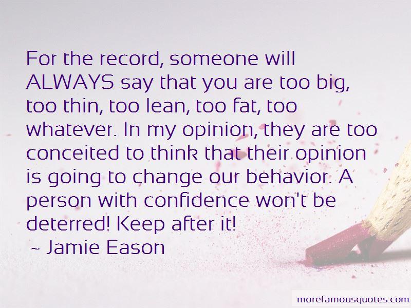 Jamie Eason Quotes Pictures 4