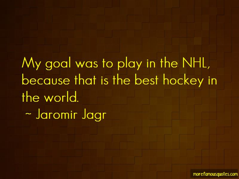 Jaromir Jagr Quotes Pictures 3