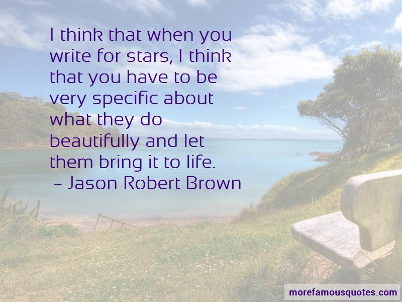Jason Robert Brown Quotes Pictures 2