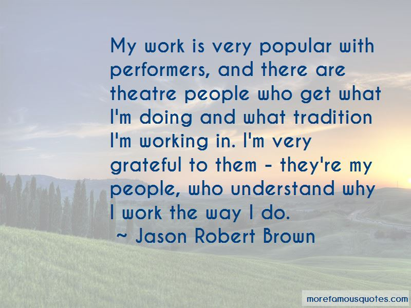 Jason Robert Brown Quotes Pictures 3