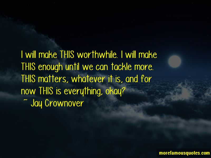 Jay Crownover Quotes Pictures 3