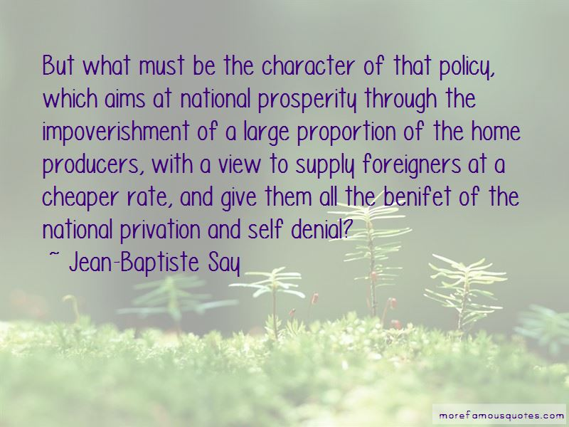 Jean-Baptiste Say Quotes Pictures 2